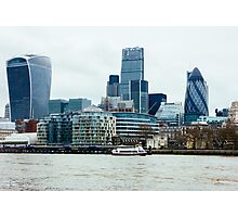 Downtown London Photographic Print