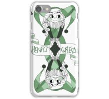 Henri Green - In Two Minds iPhone Case/Skin