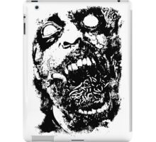 Undead Zombie Illustration iPad Case/Skin