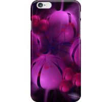 Pink Planets iPhone Case/Skin