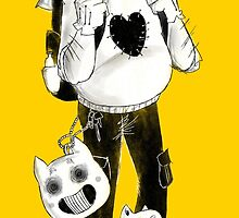 Zacharie by circleheadd