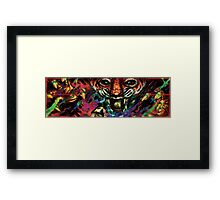Hotline Miami 2 Artwork Framed Print