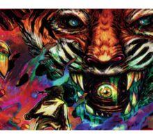 Hotline Miami 2 Artwork Sticker