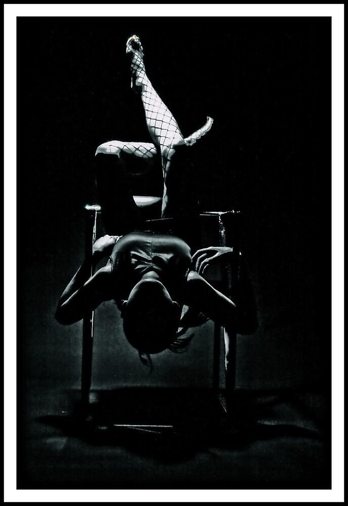 yakusa's  reclined shadow by Earhart Chappel Inc.   IPA
