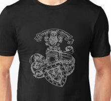 A Complete Guide to Heraldry - Figure 294 — Armorial bearings of Alexander Charles Richards Maitland, Esq Unisex T-Shirt