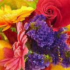 Beauty in a Bunch by clizzio