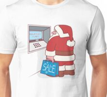 Feeling the Festive Pinch Unisex T-Shirt