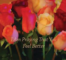 May you Feel Better by Sharon Elliott-Thomas