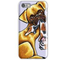 Smooth Griff And Pig Toy iPhone Case/Skin