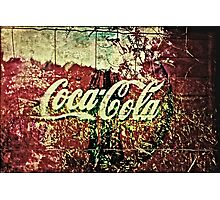 Coca-Cola Fields Photographic Print