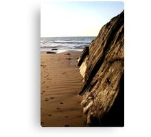 Irish Sea Canvas Print