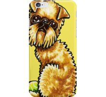 Rough Griff And Tennis Ball iPhone Case/Skin