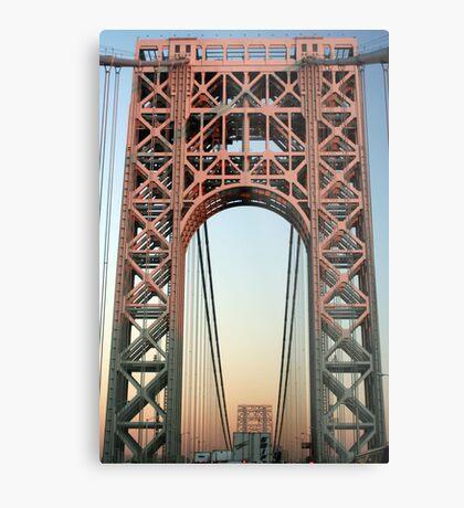 George Washington Bridge-NYC Metal Print