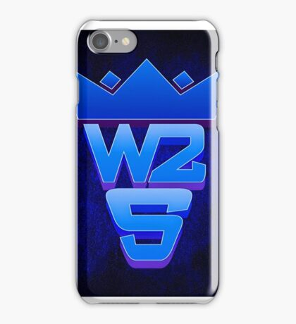 Wroetoshaw  iPhone Case/Skin