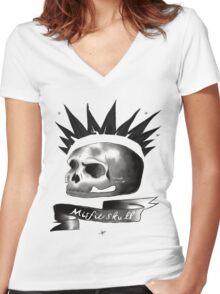 Chloe Price Women's Fitted V-Neck T-Shirt