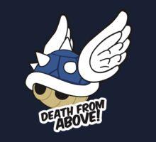 Mario Cart Blue Shell Shirt by SweetNSourPork