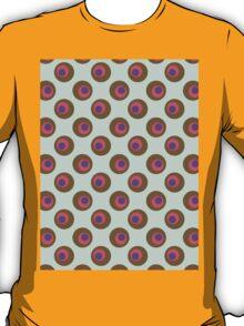 wonky brown polka dots T-Shirt
