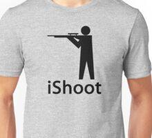 iShoot BLACK Unisex T-Shirt