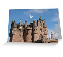 Glamis Castle (2) Greeting Card