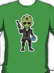 Mass Effect 3: Thane Krios Chibi T-Shirt