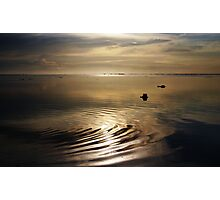 Dawn Ripple Photographic Print