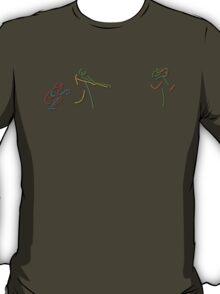 Neon Shea Stadium Signs T-Shirt