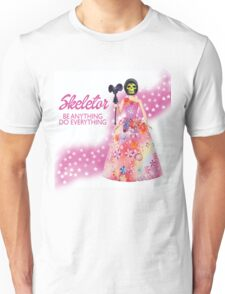 Skeletor the Action Doll Unisex T-Shirt