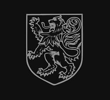 A Complete Guide to Heraldry - Figure 283 — A lion rampant (By Miss Helard) Unisex T-Shirt