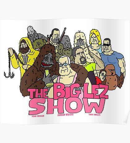 big lez show Poster