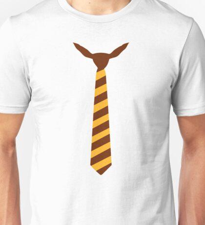Striped tie Unisex T-Shirt