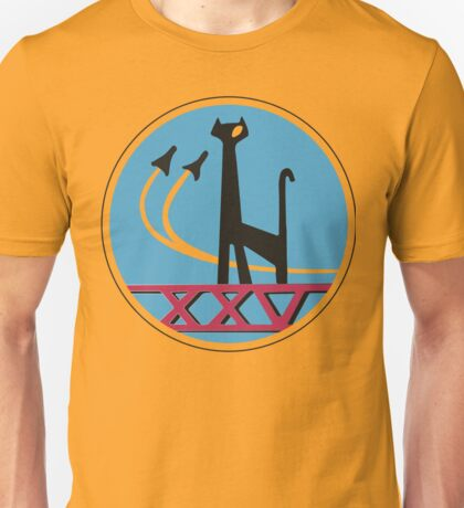 25th Colorado Springs squadron Unisex T-Shirt