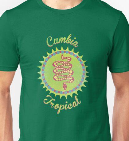 Cumbia Tropical Unisex T-Shirt