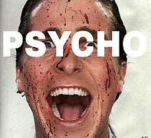 american psycho by Sarah Knettel