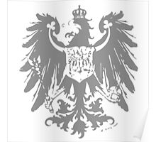 A Complete Guide to Heraldry - Figure 445 — Arms of the Prussian Province of Brandenburg (From Ströhl's Deutsche Wappenrolle) Poster