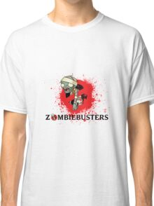 zombie busters (ghostbusters) Classic T-Shirt