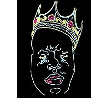 Biggie Photographic Print