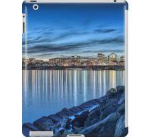 Memorial Bridge at night HDR iPad Case/Skin