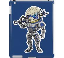 Mass Effect 3: Garrus Vakarian Chibi iPad Case/Skin