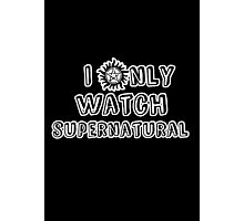 Only SPN Photographic Print