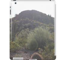 Desert Mountain Top iPad Case/Skin
