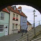 Abbey Steps, Whitby  by FritzFitton