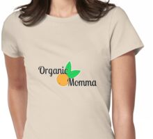 Organic Momma Womens Fitted T-Shirt