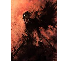 Demon Photographic Print