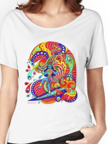 Shiva Surfing Women's Relaxed Fit T-Shirt