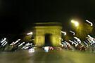 Arc De Triumph by John Douglas