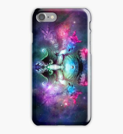 SPACE ELEPHUNT iPhone Case/Skin