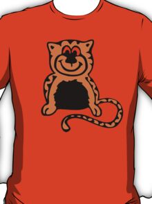 Tiger cat T-Shirt