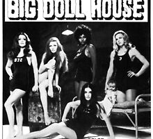 Big Doll House (Black & White) by PulpBoutique