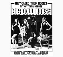 Big Doll House (Black & White) T-Shirt