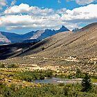 Wind River Range, Wyoming by Harry Oldmeadow